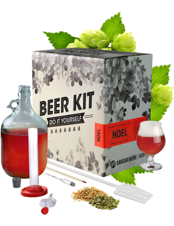 Brew Your Own Beer Kit - Christmas beer