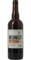 Mongy Ambrée 75 cL