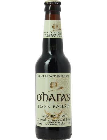 O'Hara's Leann Follain 33 cL