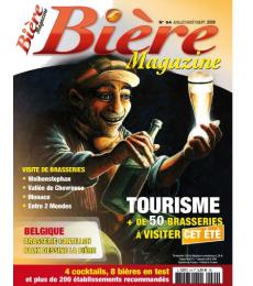 Bière Magazine 64 - Juillet, Août, Sept 09