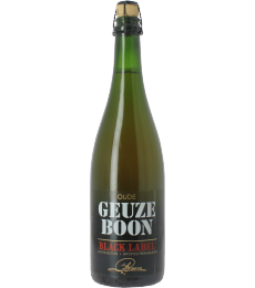 Boon Oude Gueuze Black Label