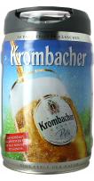 Krombacher Pils Beertender 5L Keg