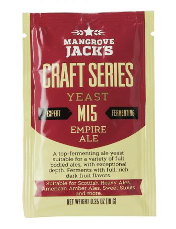Levure Mangrove Jack's Empire Ale M15 10g