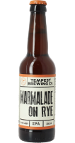Tempest Marmalade on Rye