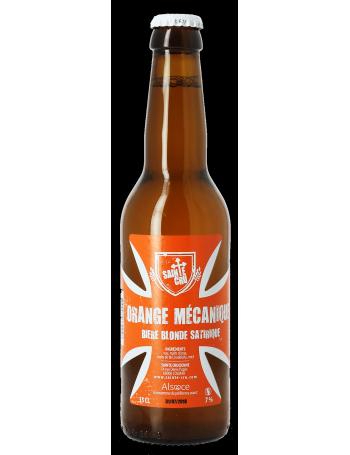 Sainte Crucienne Orange Mécanique