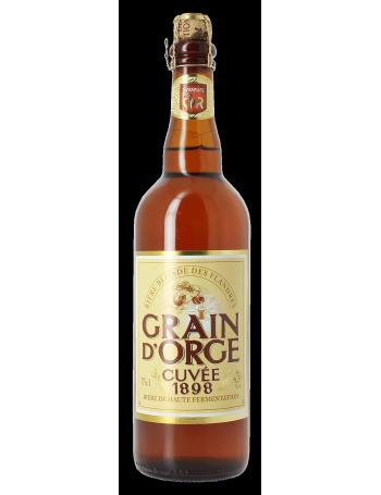 Grain d'Orge Cuvée 1898 75cl