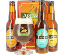 Gift Pack Ardwen (3 beers, 1 glass)