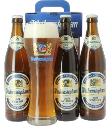 Coffret Weihenstephaner