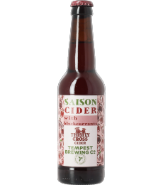 Tempest / Thistly Cross Saison Cider