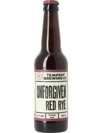 Tempest Unforgiven Red Rye