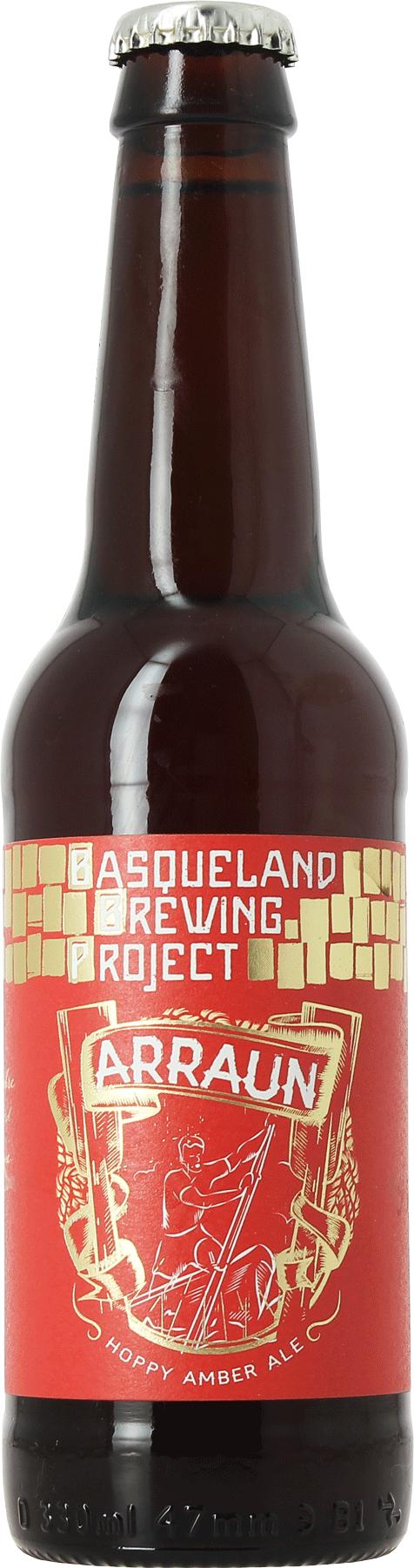 Arraun Amber Ale