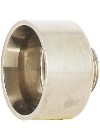 Adaptateur capsuleuse lourde mâle 26 mm