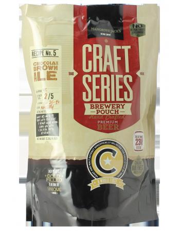Kit Mangrove Jack's Craft Series Chocolate Brown Ale