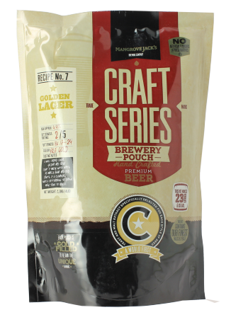 Kit Mangrove Jack's Craft Series Golden Lager