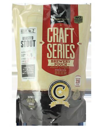 Kit Mangrove Jack's Craft Series Roasted Stout