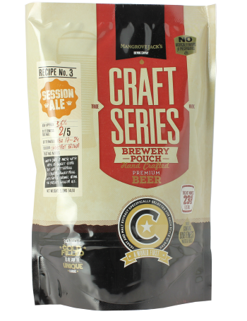 Kit Mangrove Jack's Craft Series Session Ale