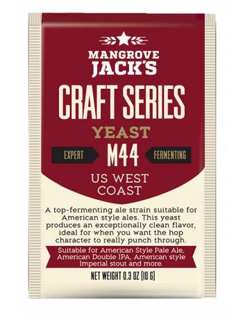 Levure Mangrove Jack's US West Coast M44 10g