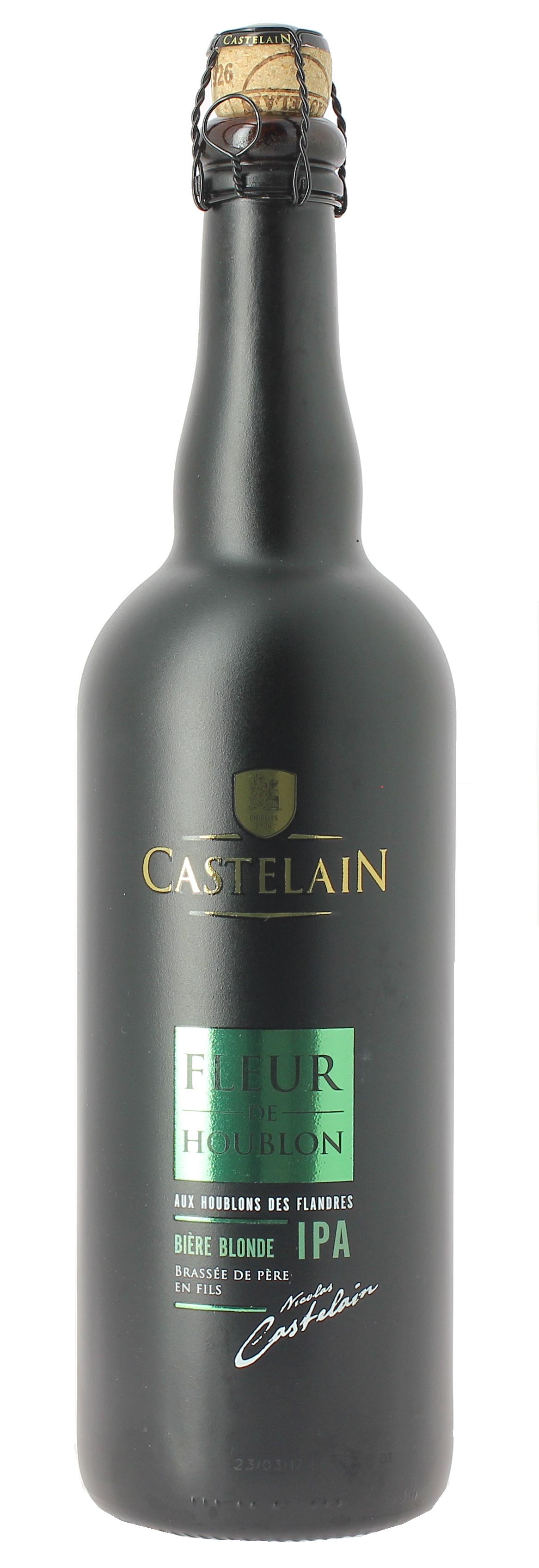 Castelain Fleur de Houblon - 75 cl
