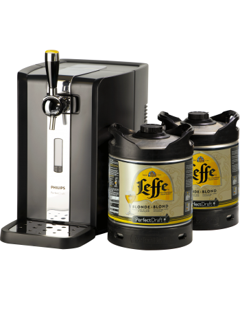 Party Pack PerfectDraft - BeerPump + 2 Leffe Blonde Kegs