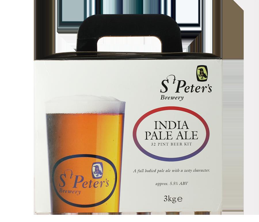 Kit à bière St Peters IPA 3kg