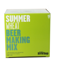 Recharge pour Beer Kit recette Summer Wheat