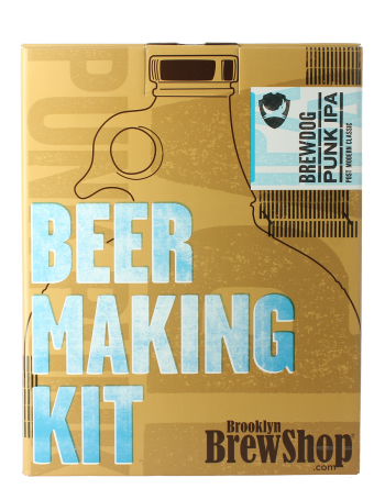 Brooklyn Brew Kit BrewDog Punk IPA