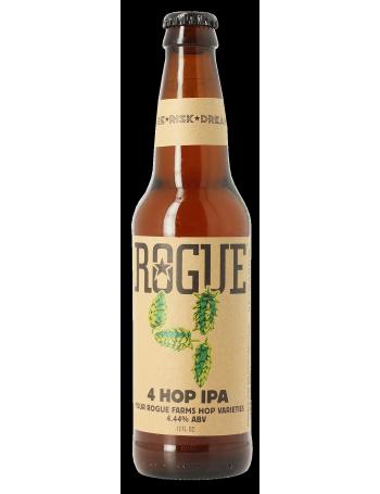 Rogue Farms 4 Hop IPA Craft Beer