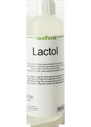 Acide lactique 250mL