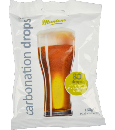 Carbonation drops Muntons 160g