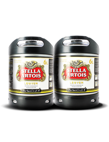 Party Pack PerfectDraft Stella Artois