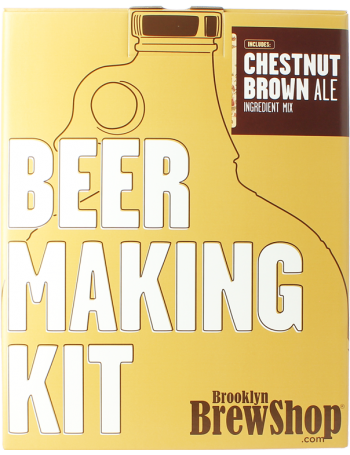 Brooklyn Brew Kit Chestnut Brown Ale