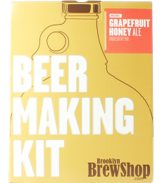 Brooklyn Brew Kit Grapefruit Honey Ale