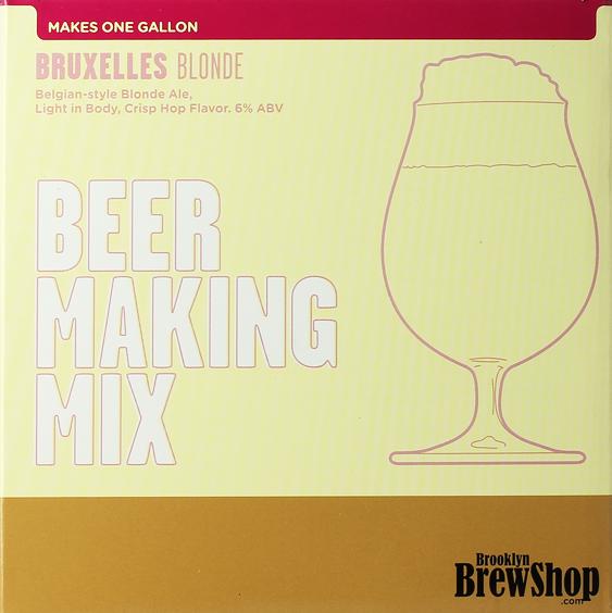 Recarga para el kit Brooklyn Brew Bruxelles Blonde