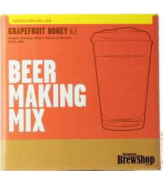 Recharge Beer Making Mix Grapefruit Honey Ale