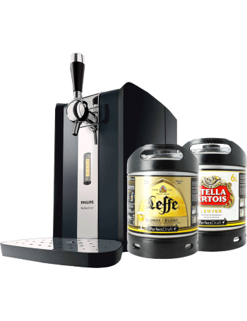 Party Pack PerfectDraft Leffe/Stella Artois