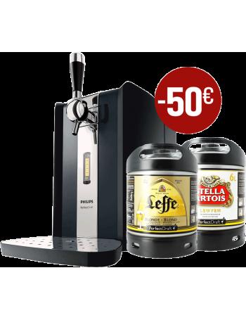 Party Pack PerfectDraft Leffe/Stella Artois