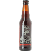 Stone Arrogant Bastard Ale Bourbon BA