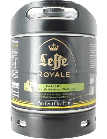 Fût 6L Leffe Royale Cascade