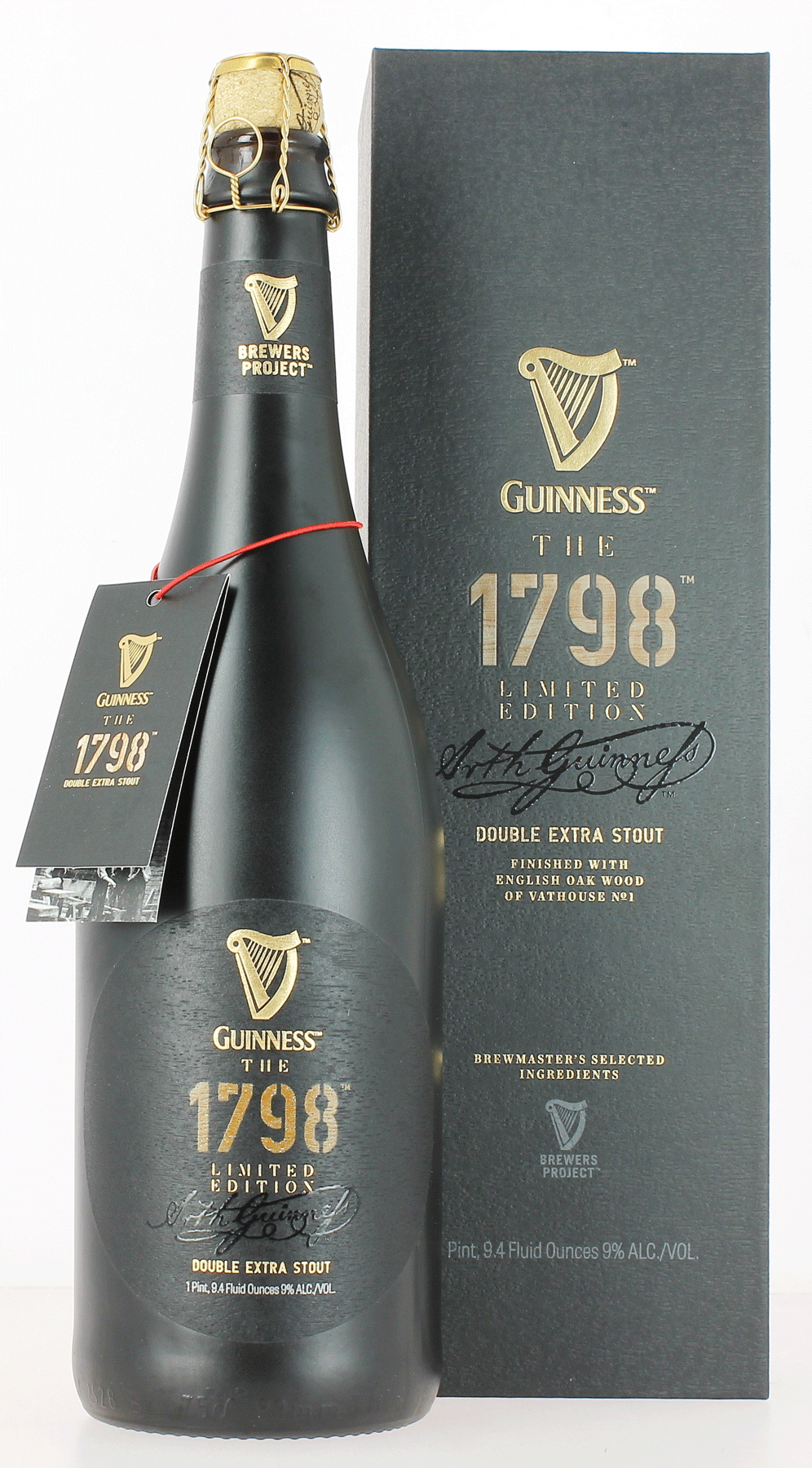 Guinness The 1798 Double Extra Stout
