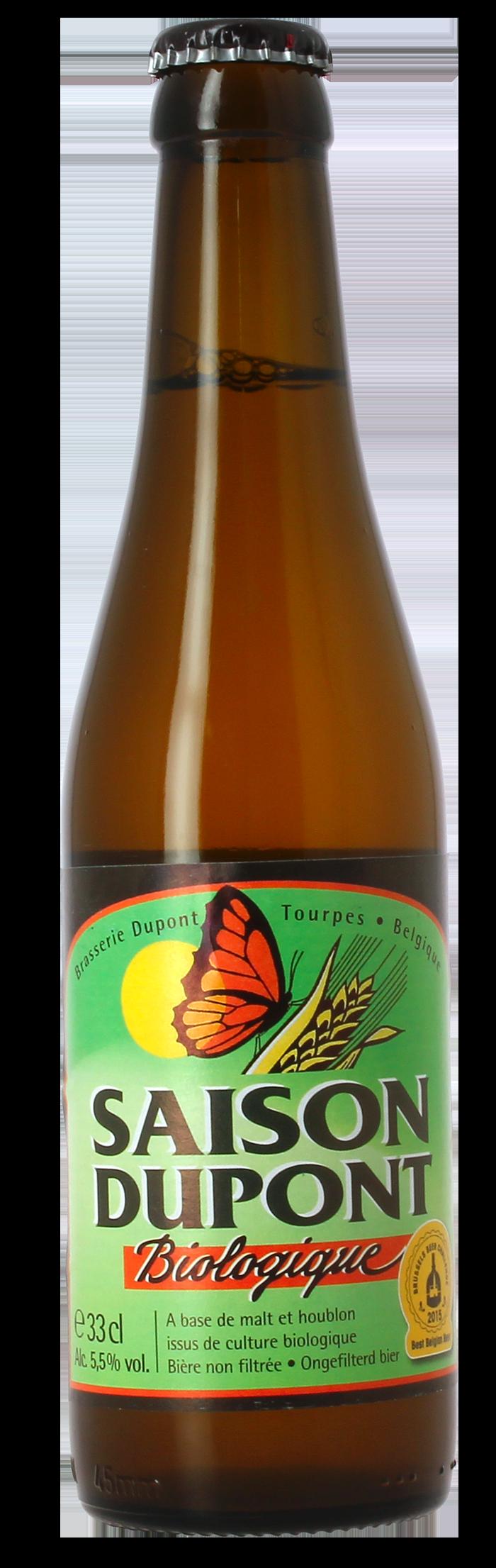 Saison Dupont Bio - 33cL