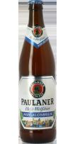 Paulaner Hefe-Weissbier sans alcool - 50cL