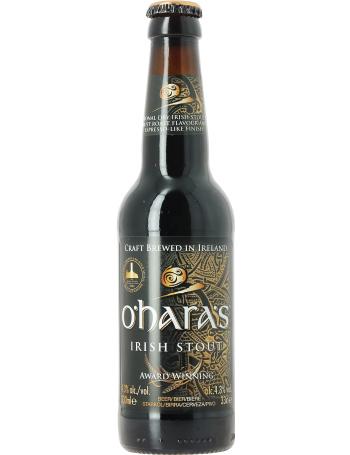 O'hara's Irish Stout - 33cL