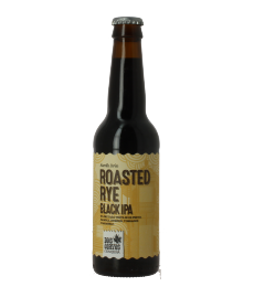 Roasted Rye Black IPA