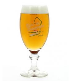 glass Jenlain beer de Printemps