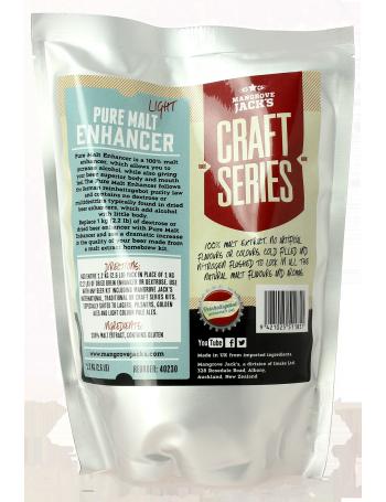 Pure malt Enhancer Mangrove Jack's