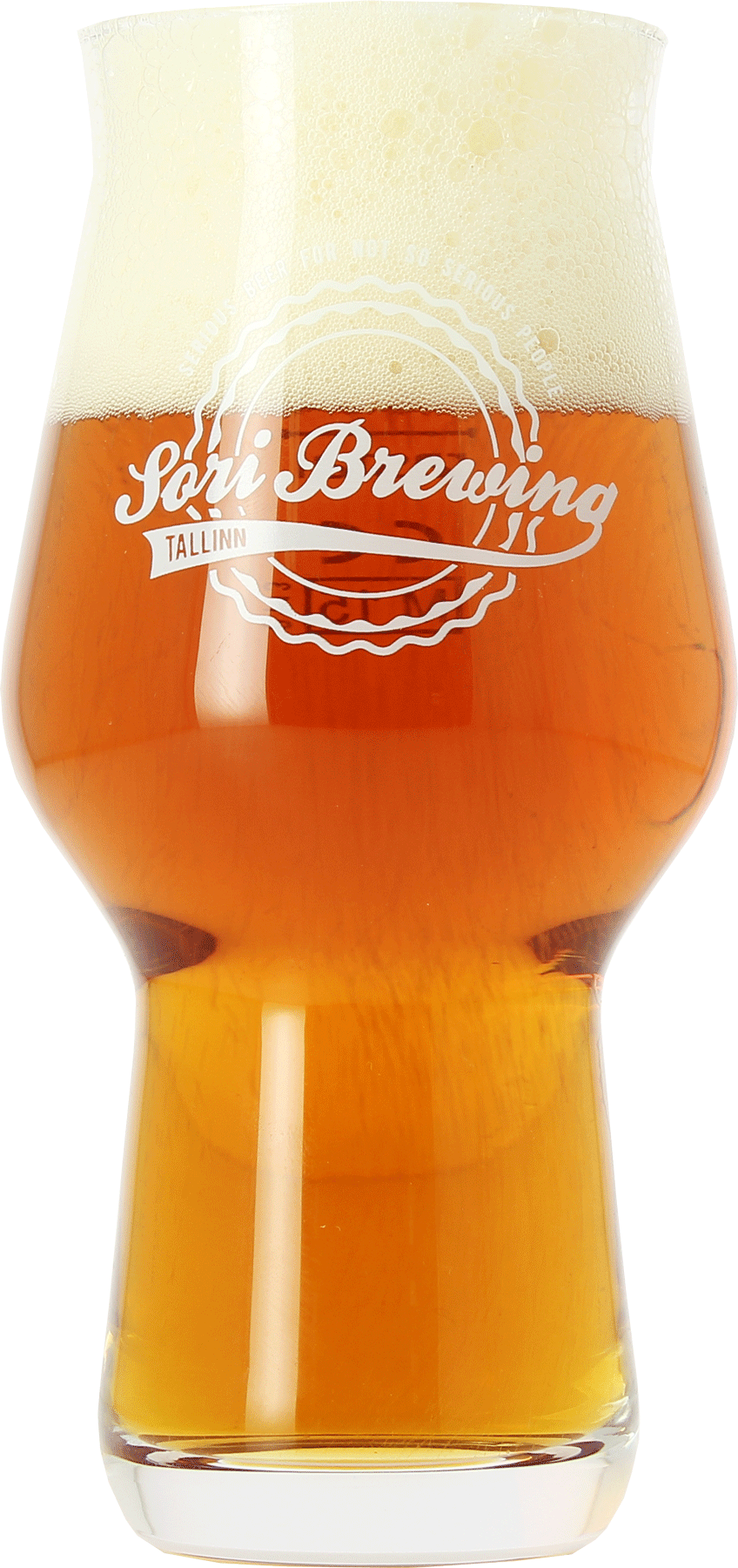 Verre Craft Master Sori Brewing