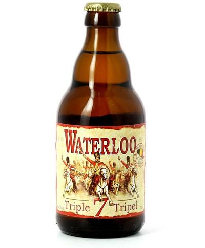 Waterloo Tripel Blond 7