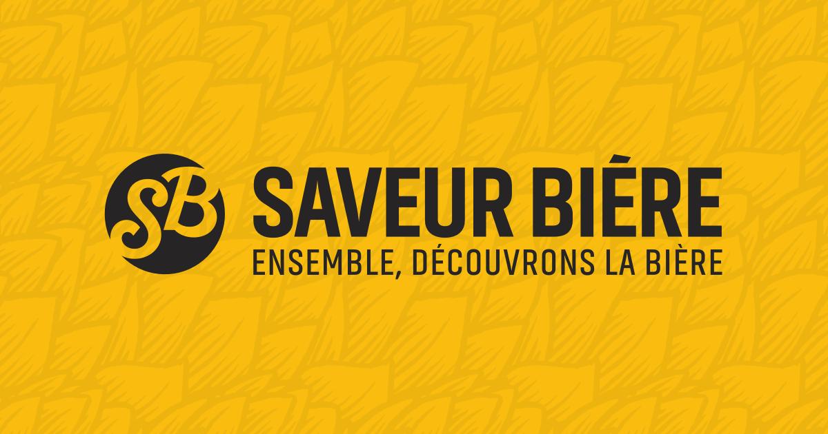 Saveur Bière   online beer store (bottle, glasses, keg, machine,  dispenser...) 5c5ea1deb79