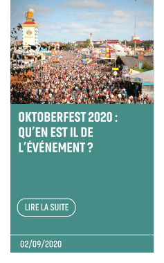 Article Oktoberfest 2020 qu'en est il